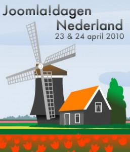 Joomla!dagen Nederland - 23 & 24 april 2010