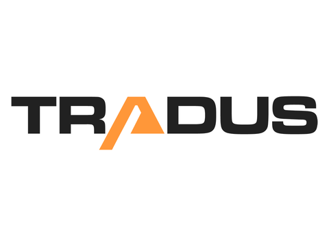Tradus logo - color