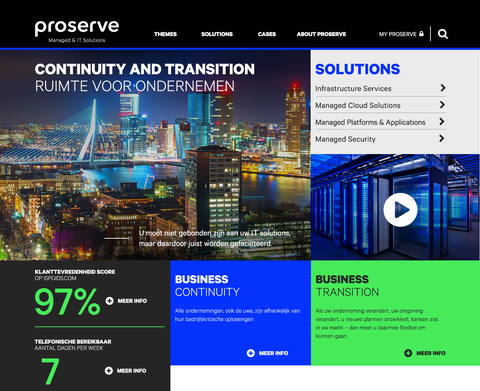 Proserve home desktop